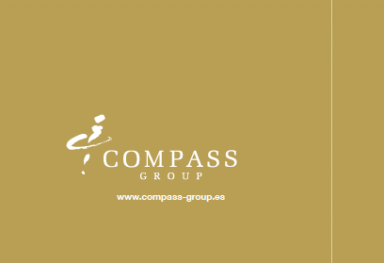Compass Group: Diseño Editorial