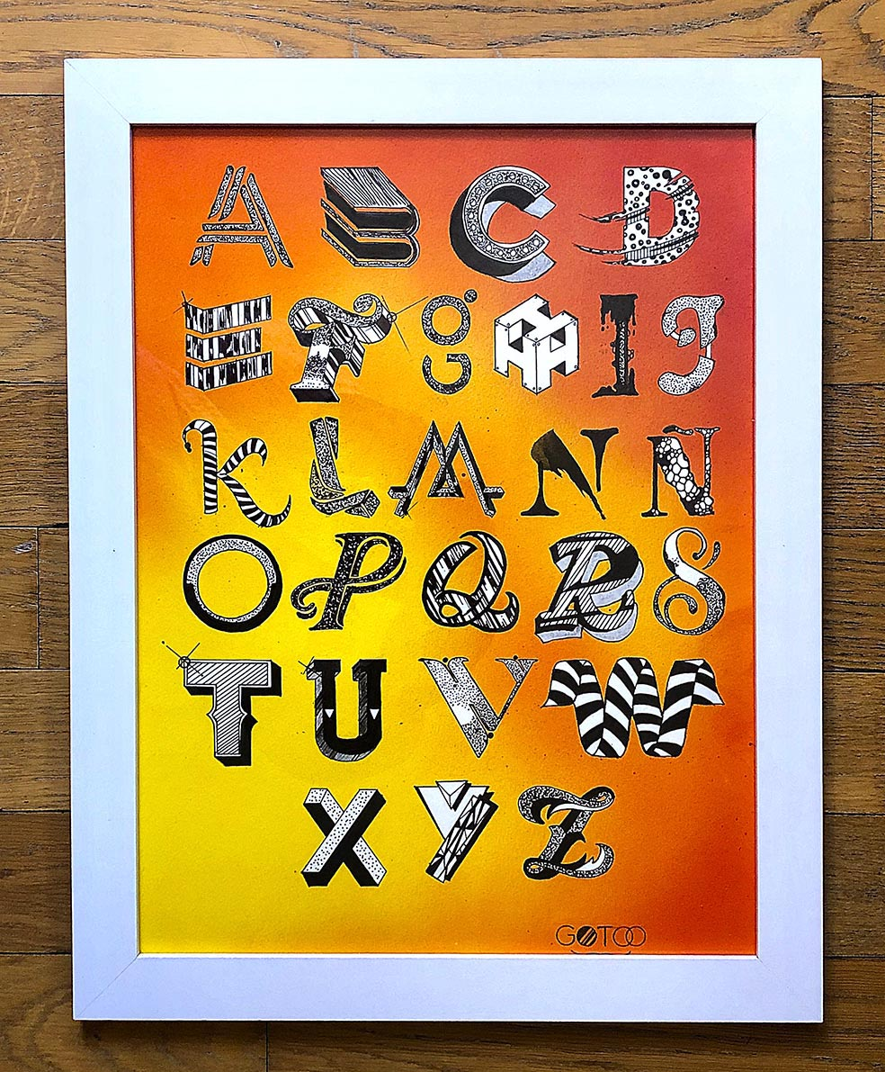 Manual Alphabet